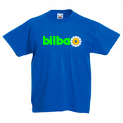 BilbaoFlowerGreen - Camiseta Valueweight Niño Fruit Of The Loom